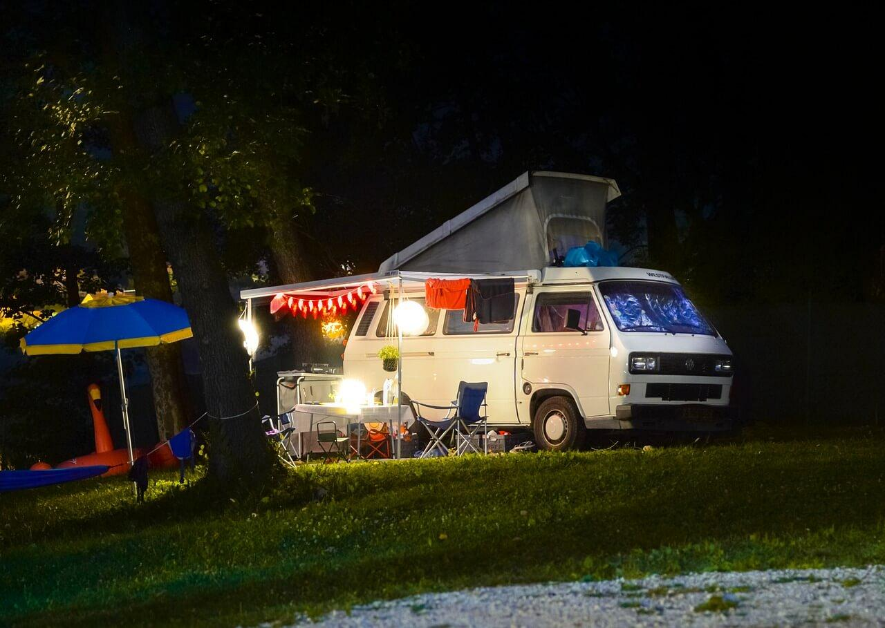 RDW eisen aan een camper