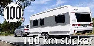 Sneller rijden met u caravan in Duitsland