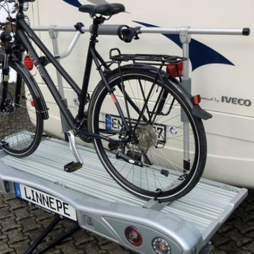 Dynad/Linnepe Smartport fietsen/scooter drager