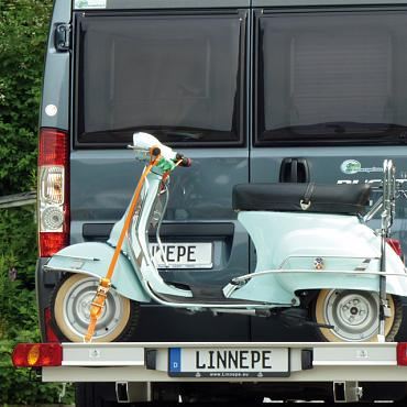 Dynad/Linnepe Trigger scooter/fietsen drager