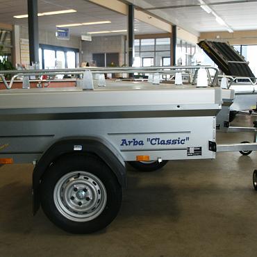 Saris bagagewagen Arba Classic 179x113x49 (9906)