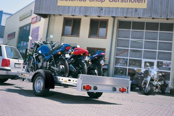 Humbaur KFT Kleine voertuigen transporter 3115x1765x150/1500kg