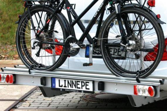 Dynad/Linnepe Findus 2.0 E-bike drager