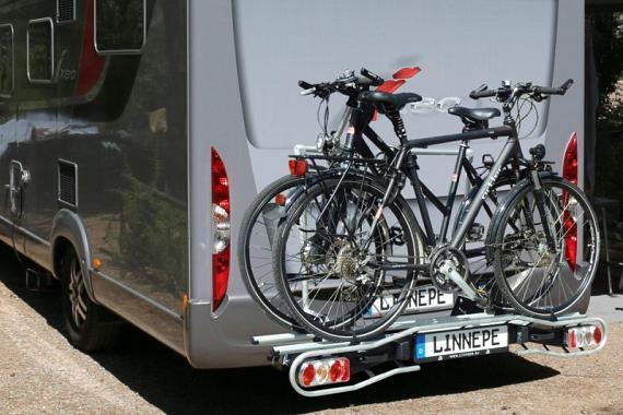 Dynad/Linnepe Cavus opklapbare fietsendrager
