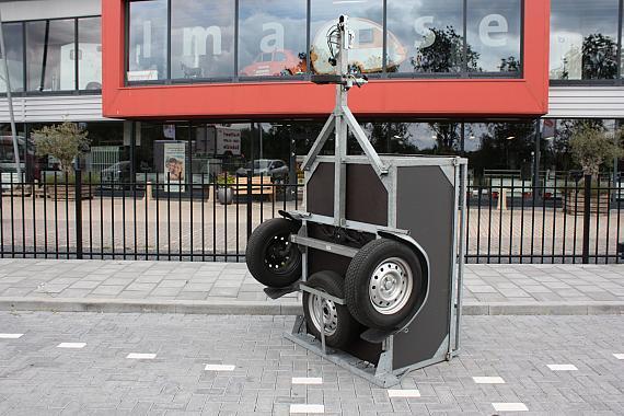 Bagagewagen Economy afm 150x100x60