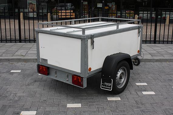 Bagagewagen Economy afm 175x100x50