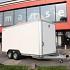 Henra Bloemenwagen/verhuiswagen