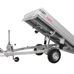 Anssems kipper KLTT2000 305x150x30cm/2000kg Hand bediend