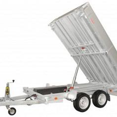 Anssems kipper KSX2500E 305x178x30cm/2500kg Electr.bediend