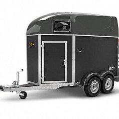 Humbaur EquitosPlus 2prds Plywood 316x165x230cm 2000kg