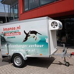 Imanse Koelwagen 1-as (B-rijbewijs)
