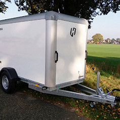 Henra GB132613 1as gesl. bakwagen 265x138x160cm 1350kg
