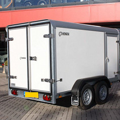 Henra GB272613 2as gesl. bakwagen 265x138x190cm 2700kg