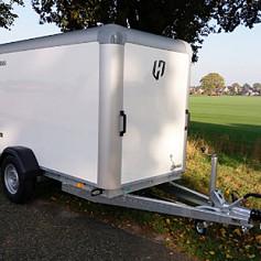 Henra GB132615 1as gesl. bakwagen 265x158x190cm 1350kg