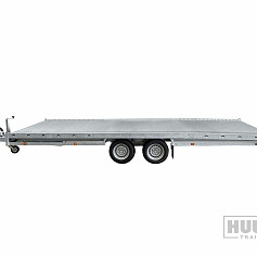 Hulco Multitransporter Carax-2as 440x207cm/3000kg