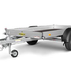 Humbaur HA multi Alu 1as geremd 251x131x15cm 750kg
