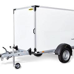 Humbaur HK plywood 1as geremd 304x151x180cm 1300/1500kg