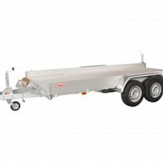 Anssems Autotransporter AMT1500 2-as geremd 340x170cm/1500kg