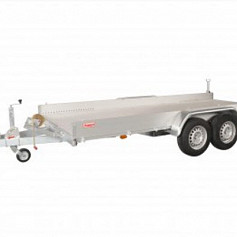 Anssems Autotransporter AMT2500 2-as geremd 340x180cm/2500kg