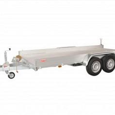 Anssems Autotransporter AMT2500 2-as geremd 407x180cm/2500kg