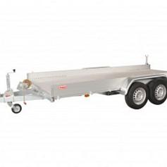 Anssems Autotransporter AMT2500 2-as geremd 440x190cm/2500kg