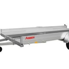 Anssems Autotransporter AMT1300ECO 1-as 340x180cm/1300kg