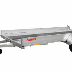 Anssems Autotransporter AMT1300ECO 1-as 400x188cm/1300kg