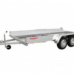 Anssems Autotransporter AMT1500ECO 2-as 400x188cm/1500kg