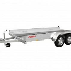 Anssems Autotransporter AMT2000ECO 2-as 400x188cm/2000kg.