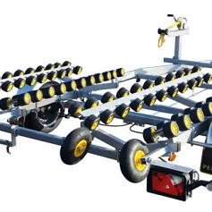 PEGA boottrailer voor waterscooters/jetski's