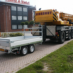 Henra incl aanpassing voor vrachtwagen