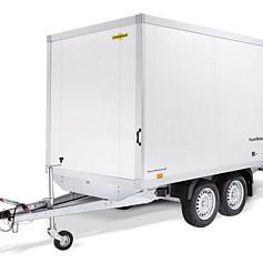 Humbaur HK/HKN 2as dichte plateauwagen, lxb=518 x173/202 cm, 2000/2500/3000/3500kg