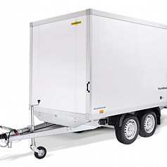 Humbaur HK/HKN 2as dichte plateauwagen, lxb=618 x173/202 cm, 2000/2500/3000/3500kg