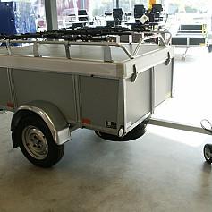Saris bagagewagen RT600 179x113x58 (9908)