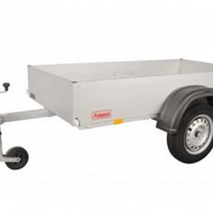Anssems bakwagen GT500O-151 1as onger.  151x101x30cm 500kg
