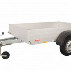 Anssems bakwagen GTB750O-211 1as geremd 211x126x30cm 750kg