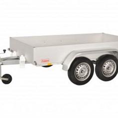 Anssems bakwagen GTT750O-251 2as ongeremd 251x126x30cm 750kg