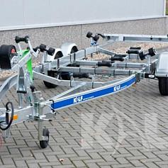 Kalf Motorboottrailers Complete & Luxe Lijn M-serie