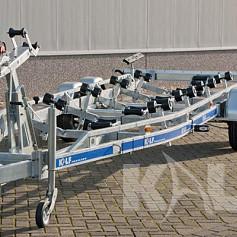 Kalf Motorboottrailers Complete & Luxe Lijn S-serie