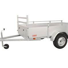 Anssems bakwagen BSX750 1as onger. 205x120x35cm 750kg