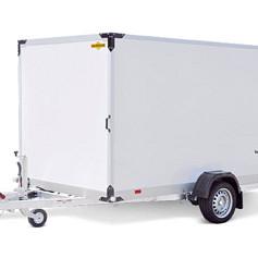 Humbaur HKT verlaagbaar ply 1as geremd 250x156x180cm 750/1350/1500/1800kg